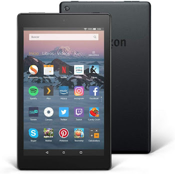 Fire HD 8 16 GB