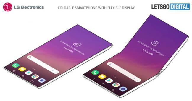 LG quiere fabricar el primer móvil flexible y adelantarse al Samsung Galaxy X.