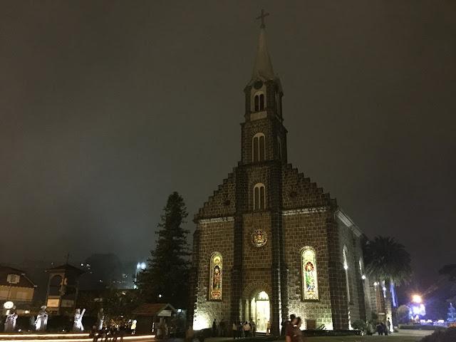 Igreja Matriz São Pedro Apóstolo.