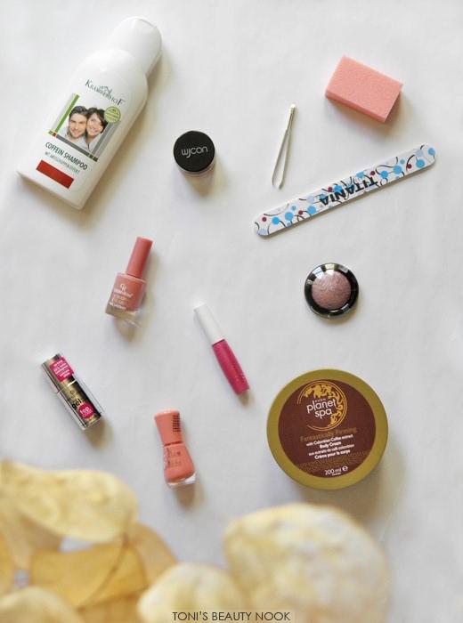 makeup haul 2015
