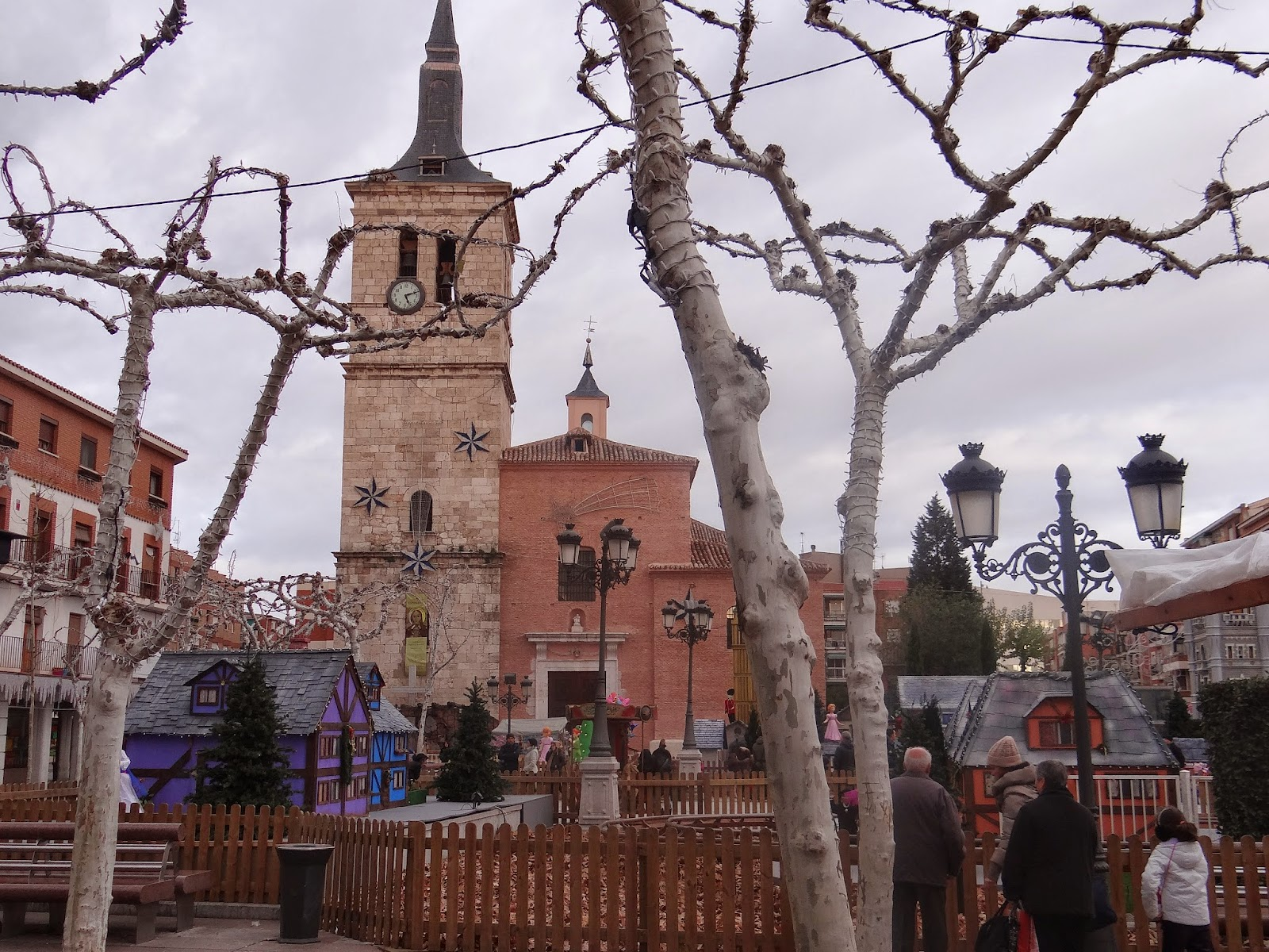 Plaza Mayor (Torrejón de Ardoz)