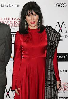 Alice Lowe 2018 London Critics Circle Film Awards London
