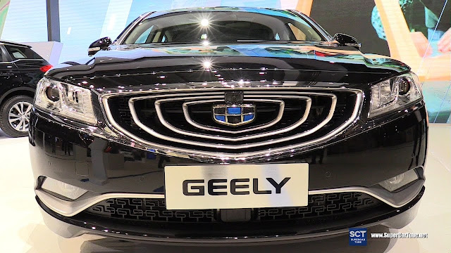 China's automaker #Geely reports growing revenue, profits in 2018