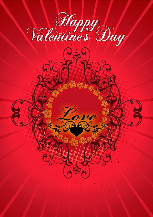 Free Valentine Greeting Cards - Queen Decors