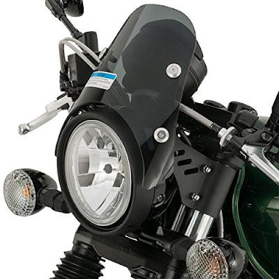 Yamaha Star XV950 Bolt front headlight hd image