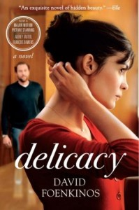 <b>Delicacy</b> by David Foenkinos  <i>{book tour}</i>