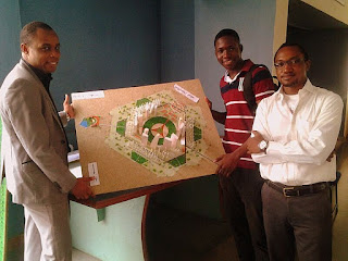 Architectural models in Nigeria