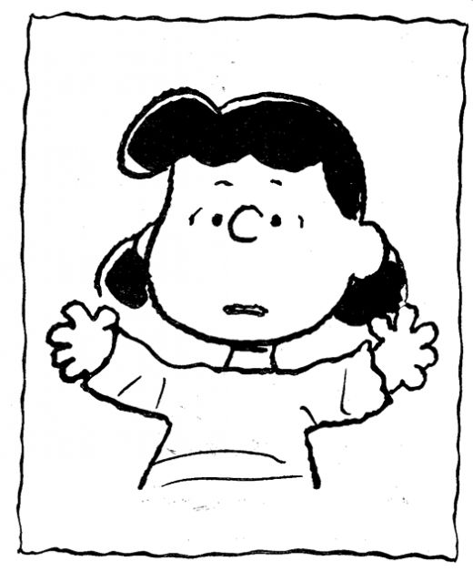 peanuts comic coloring pages - photo #48