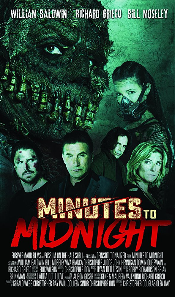 (Now Streaming) Minutes to Midnight (2018) - Reviewed