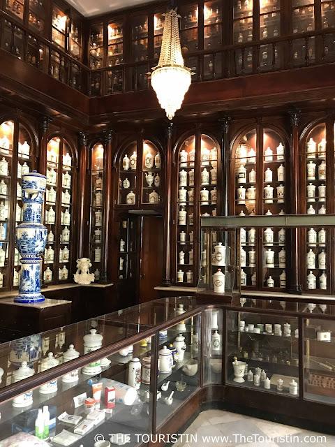 Museo Farmacia Taquechel vieja havana cuba the touristin details