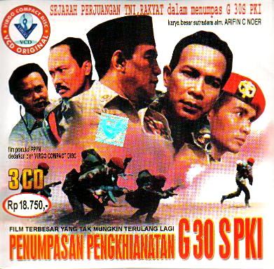 Download Film Sejarah Penumpasan Pengkhianatan G 30 S PKI
