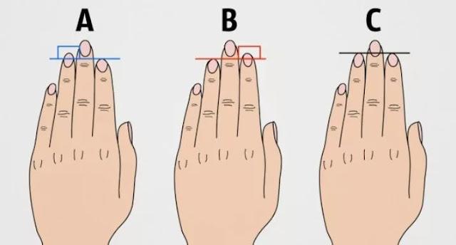 как определить характер по длинне пальцев руки http://parafraz.space/