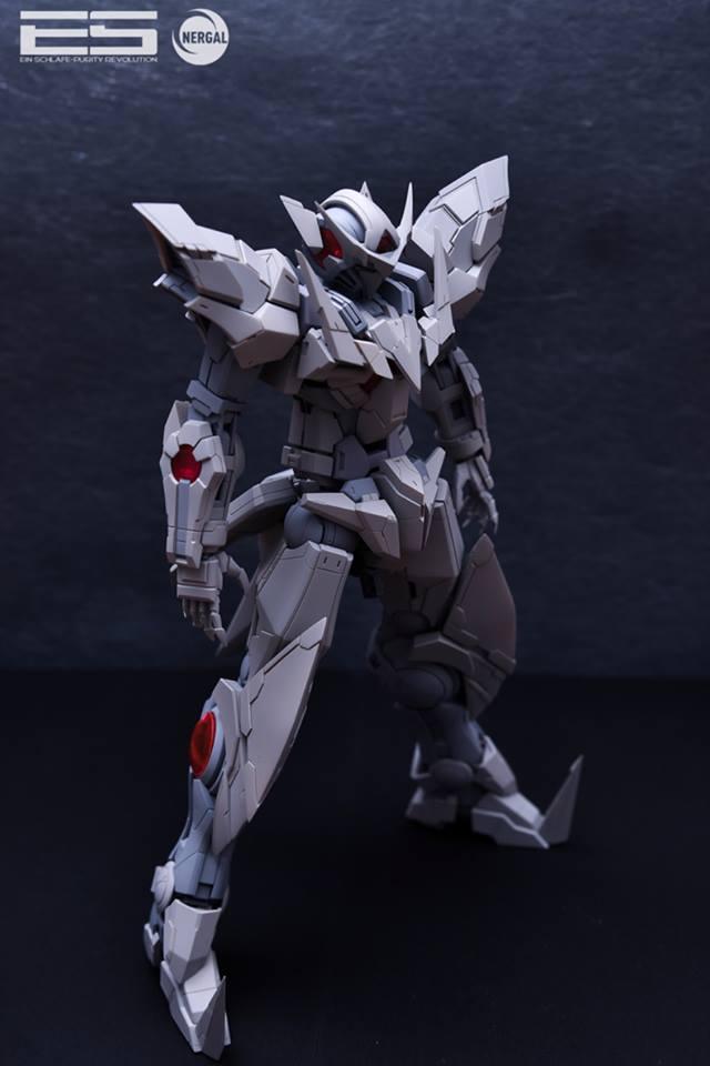 Infinite Dimension: MG 1/100 Gundam Exia Dark Matter ...
