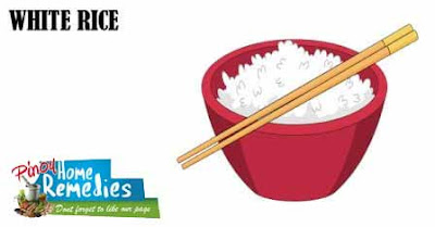 Home Remedies For Diarrhea: White Rice