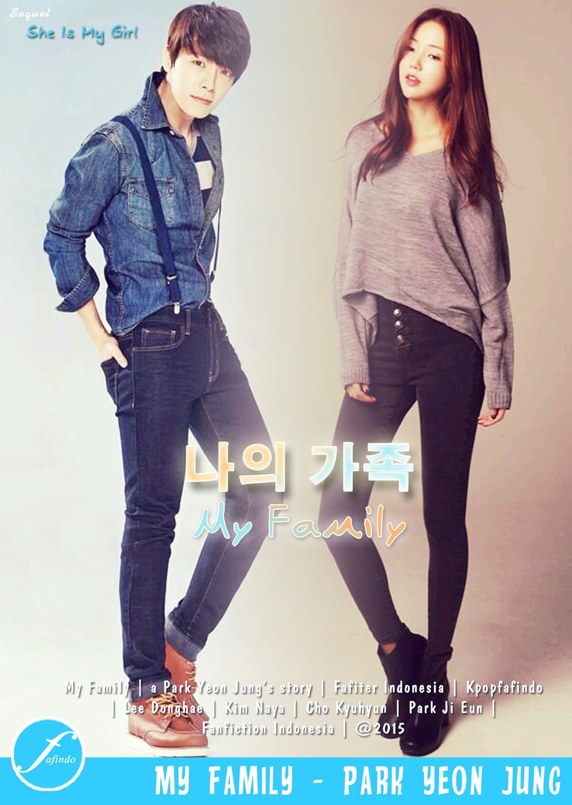 KpopFaFindo: My Family (Sequel She Is My Girl) - Park Yeon Jung