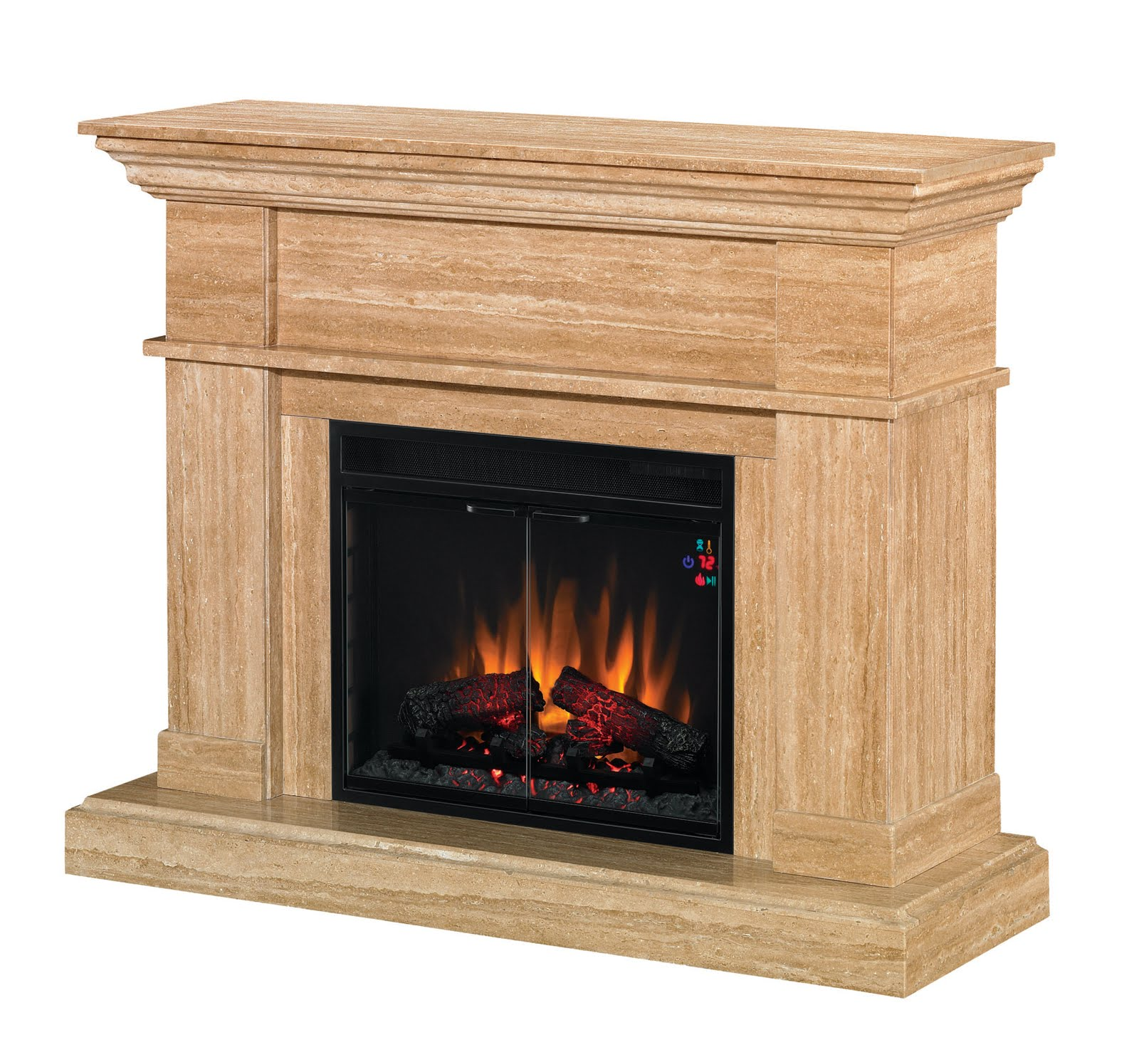 Outdoor Gas Fireplace Insert