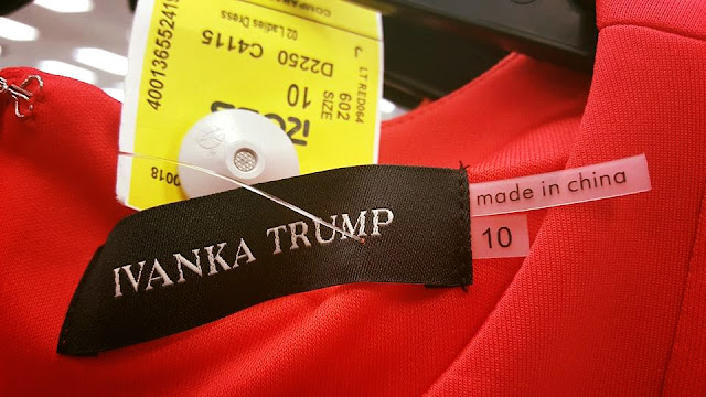 Image result for Ivanka China sweat shop