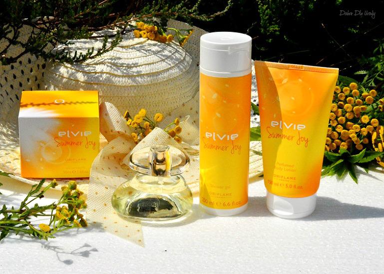956c8349225f0 Oriflame Elvie Summer Joy limitowana letnia kolekcja dla Niej - recenzja,  zapach lata