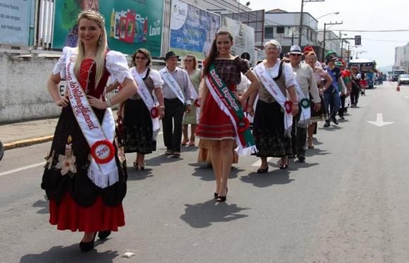 Kegelfest de Rio do Sul