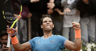 Nadal Picks Up 9th Rome Title