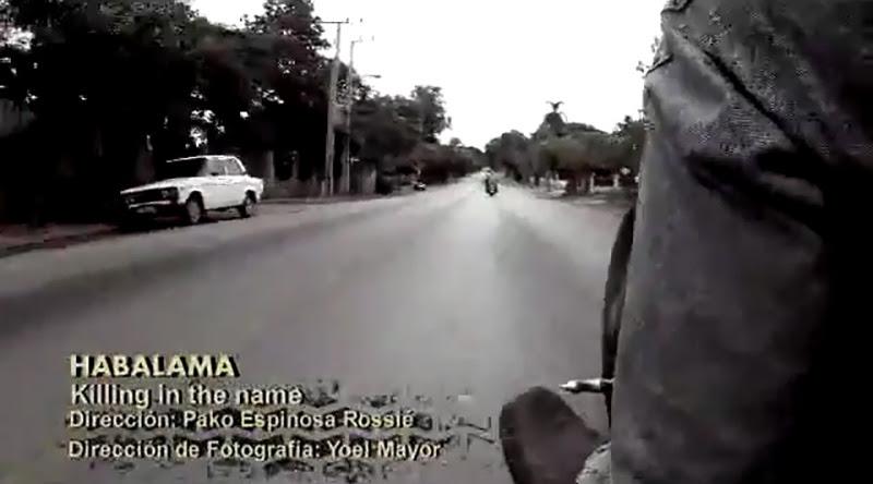 Habalama - ¨Killing in the name¨ - Videoclip - Dirección: Pako Espinosa Rossié. Portal Del Vídeo Clip Cubano - 10