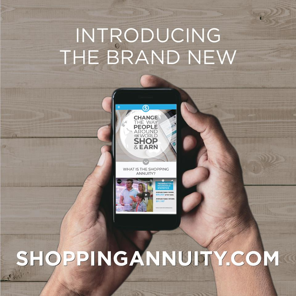 Introducing The Shopping Annuity