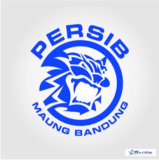 PERSIB Maung Bandung Logo Vector cdr