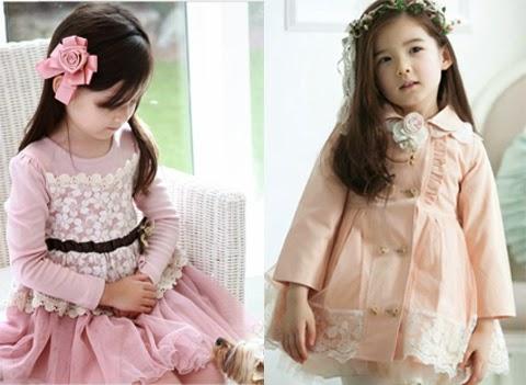 model baju korea anak