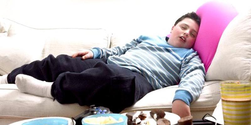Obesitas yang di Alami Remaja di Picu dari Kekerasan Domestik