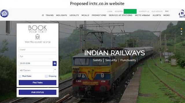 IRCTC.CO.IN बंद हो जाएगी, रेल मंत्री ने लिया नया फैसला | BUSINESS NEWS