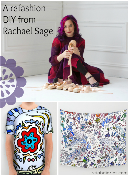 Rachael Sage Refashion