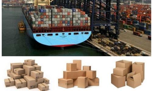 Cajas para transporte internacional
