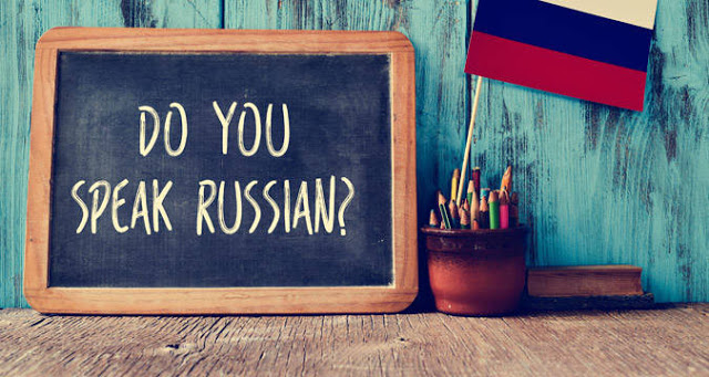 Study Russian with us!