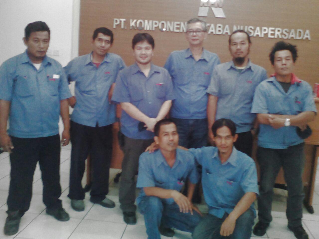 Lowongan Kerja Operator Produksi Terbaru PT Komponen Futaba Nusapersada