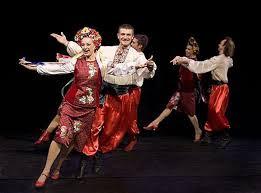 Ο Κρατικός Χορευτικός Θίασος Ρώσων Κοζάκων την Παρασκευη 21/10 στον χωρο τεχνων στην Βεροια.