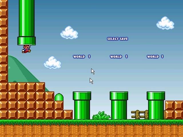 Juegos Mario Gratis