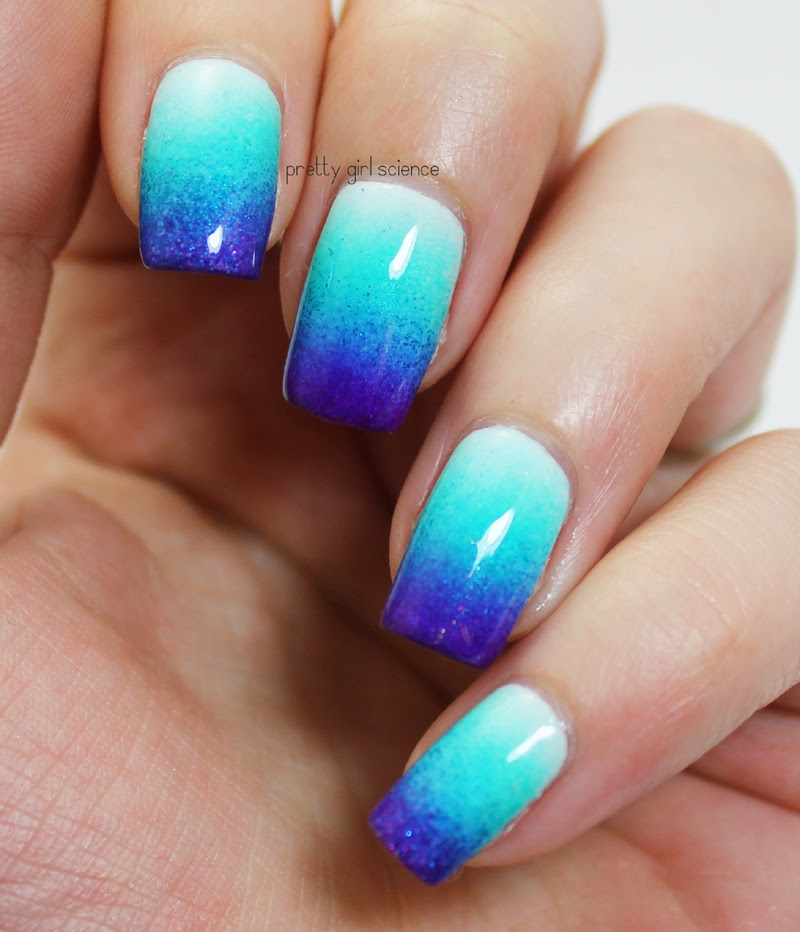 Science Nail Designs: Bringing Up Old Sh*t: My First China Glaze Polishes