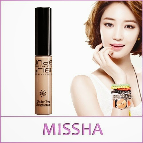 Missha, The Style Under Eye Brightener - Light Beige
