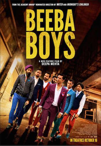 Beeba Boys 2015 English HDRip Download