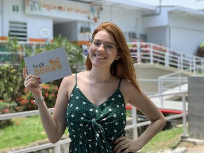 Ana Clara na estreia do Boletim BBB 2019 — Foto: Gshow