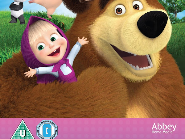 Masha And The Bear DVD - How They Met