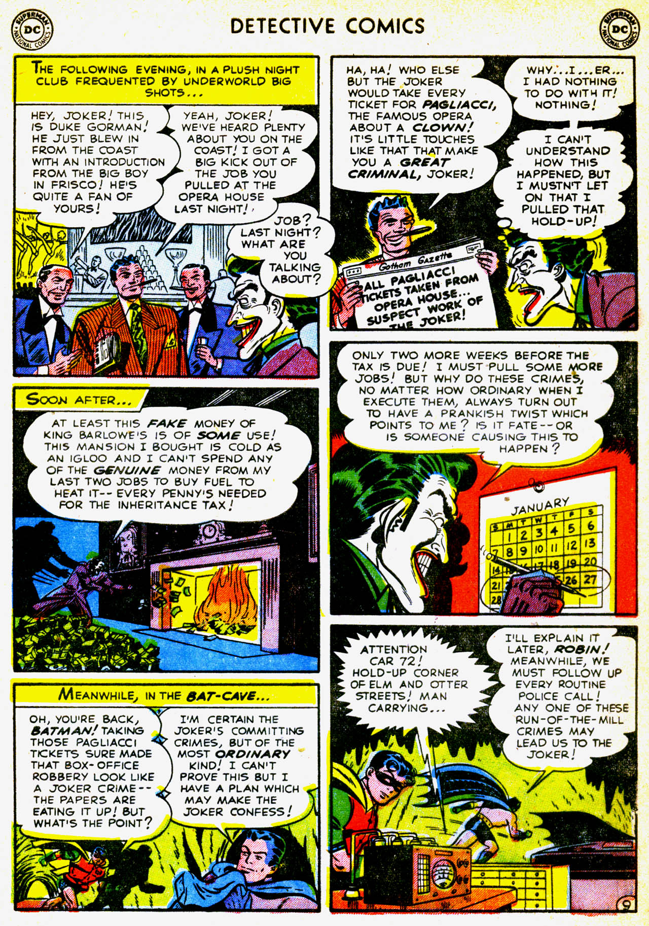 Detective Comics (1937) 180 Page 11