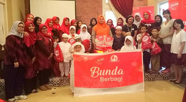 Mombassador Berbagi Di Pesta Keboen  Semarang