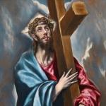'Crist abraçat a la creu (Doménikos Theotokópulos 'El Greco')'
