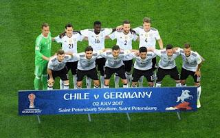 منتخب ألمانيا يخطف تشيلي بهدف ساذج ويتوج بكأس القارات 2017 لأول مرة فى التاريخ