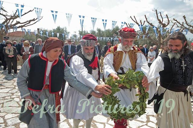 Ο εορτασμός της 198ης Επετείου από την κήρυξη της Επανάστασης στην Ηραία υπό την αρχηγία των Πλαπουταίων