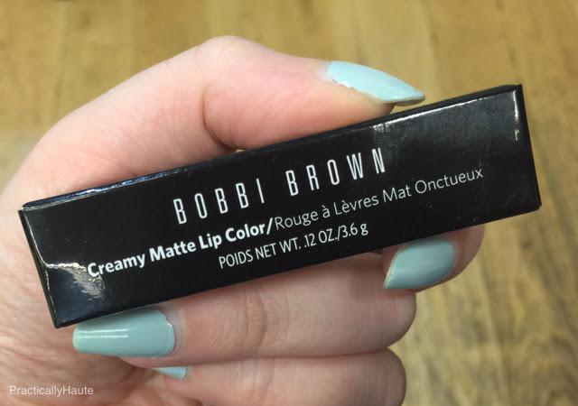 Bobbi Brown sample sale lipstick