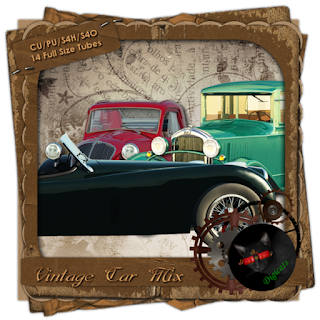 Vintage Car Mix CU