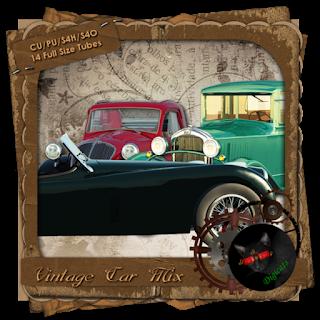 Vintage Car Mix CU