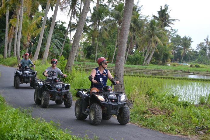 Bali ATV Ride | Experience Best Adventure Riding ATV in Bali